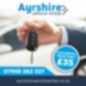 Ayrshire Vehicle Rental
