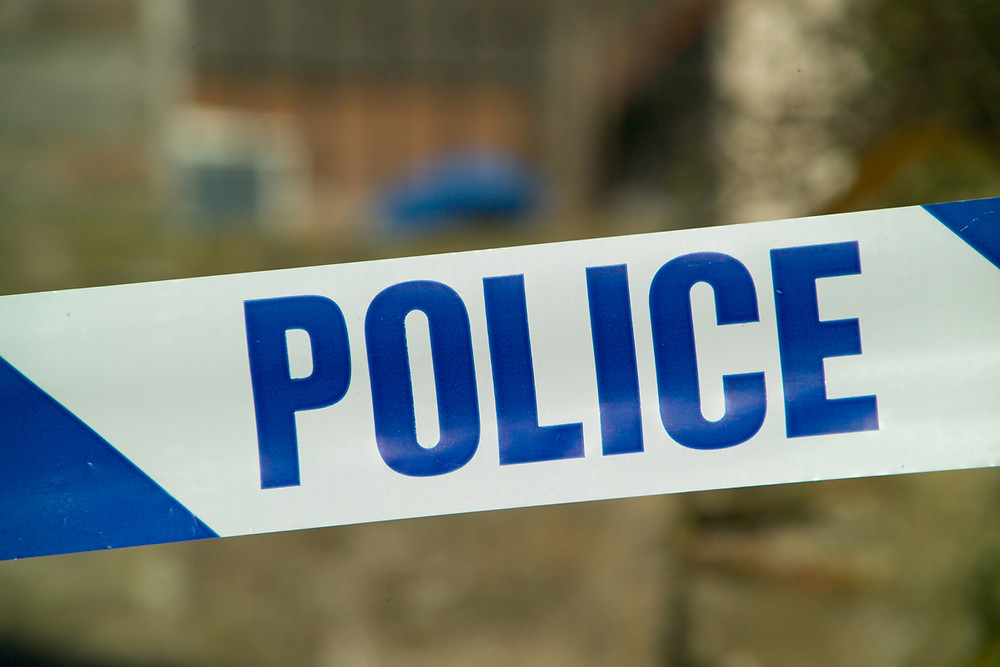 Police are looking to trace a man following disturbance in Largs.