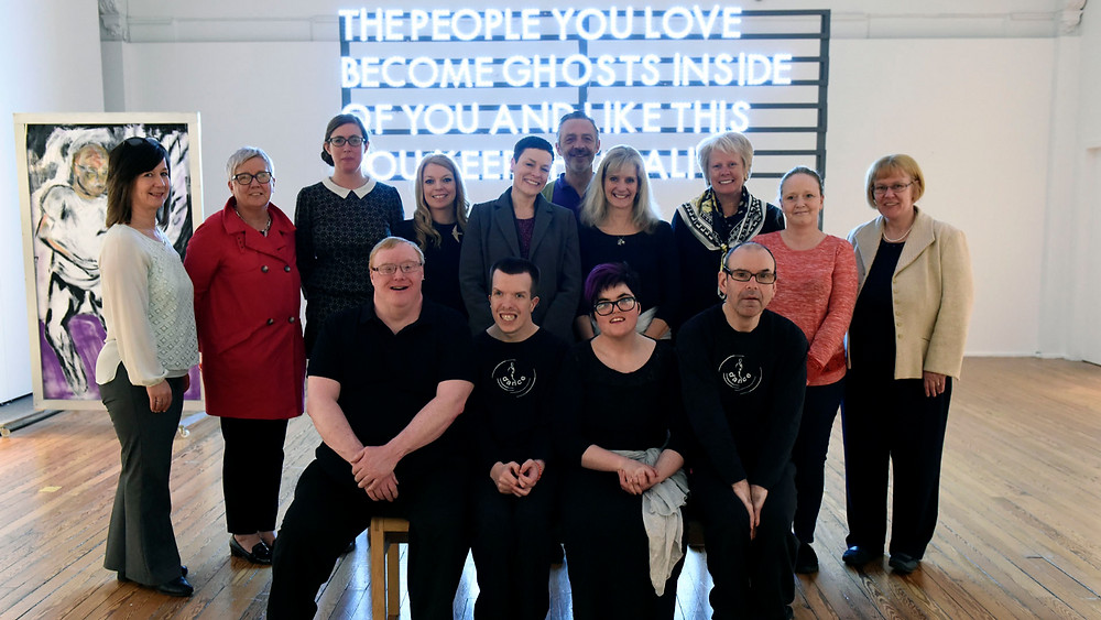 Creative Chief Visits East Ayrshire