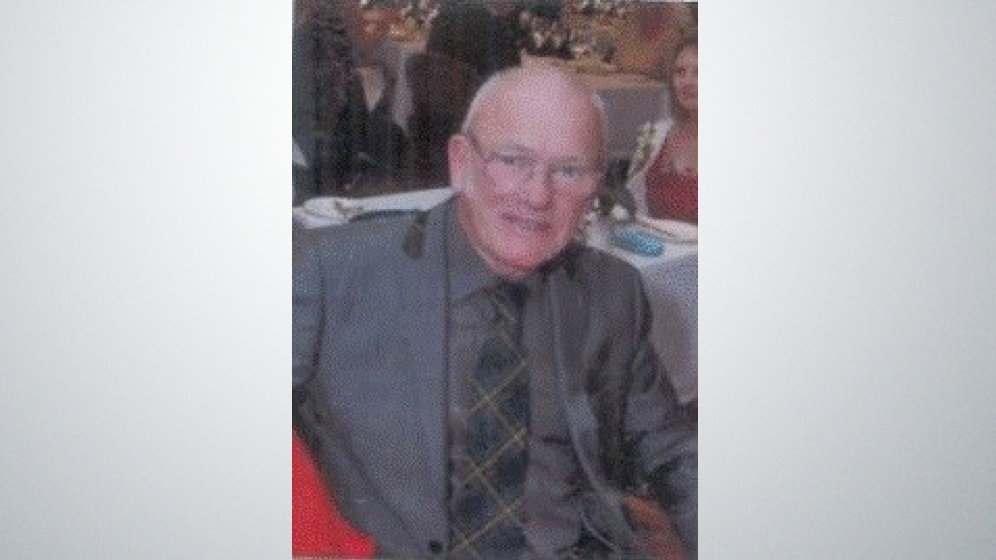Missing Graham Johnstone, Annbank, Ayrshire