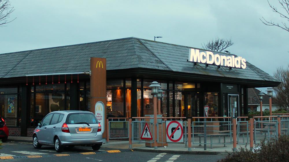 McDonald's Ayr