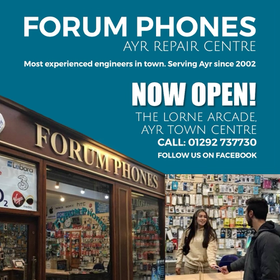 Forum Phones Ayr
