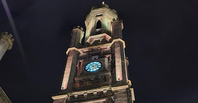 Council apologise for tower lighting failure for Baby Loss Awareness Week
