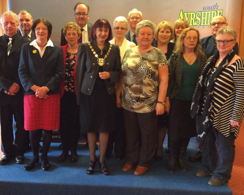 Photo: South Ayrshire Council