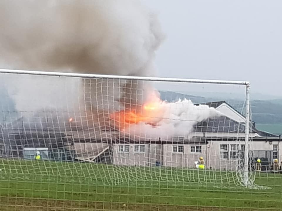 Ballantrae Fire
