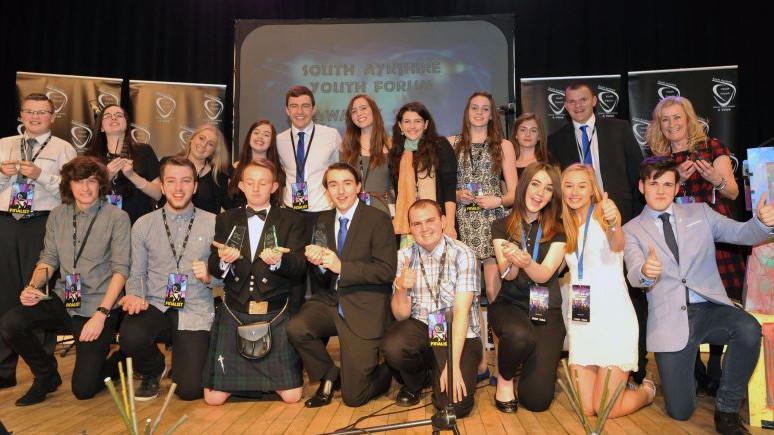 Youth Forum Awards (SAC)
