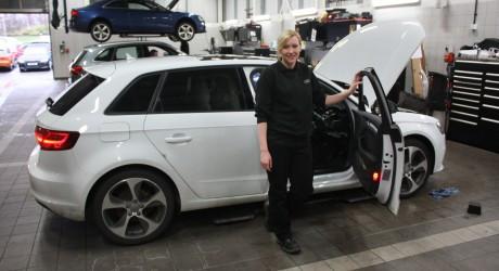 Ayr Audi