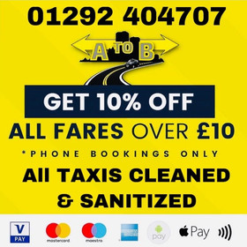A to B Taxis Ayr