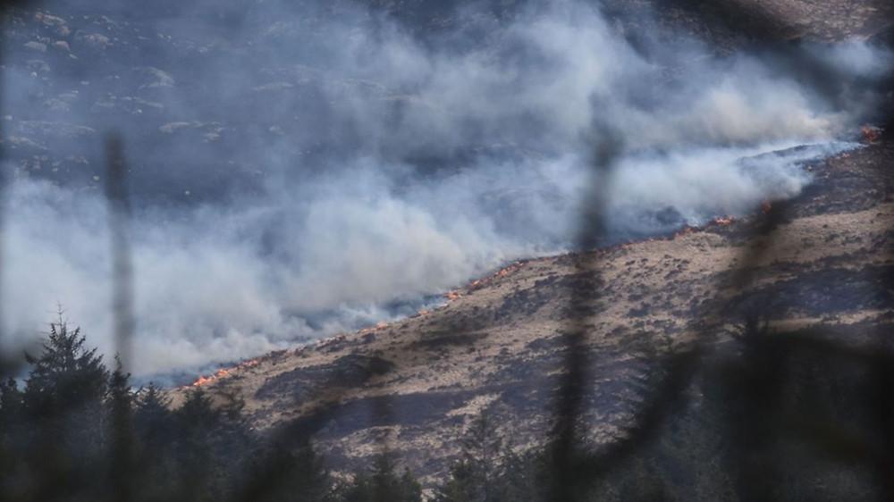 Loch Doon Fire