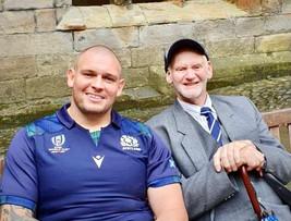 Former Ayr Scottish Rugby Star to Walk 500 Miles in Memory of Beloved Dad
