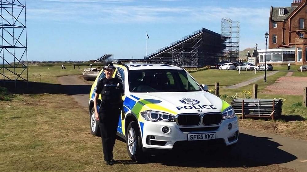 © Ayrshire Police Division