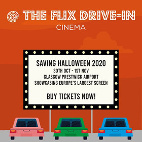 At The Flix Drive in Cinema Ayr