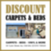 Discount Carpets & Beds Ayr