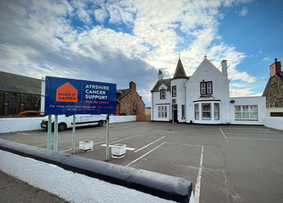 Ayrshire Cancer Support reveal purchase of new support centre in Ayr