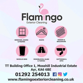 Flamingo Exterior Cleaning