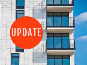 Atualização da norma do Corpo de Bombeiros para terraços em edifícios residenciais