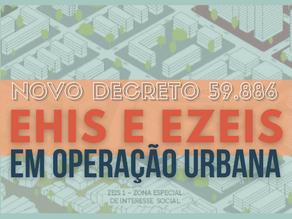 EHIS e EZEIS em Operação Urbana - regulamentação segundo o novo Decreto 59.886/2020