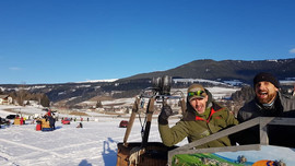 Pilotes - New Spirit Ballons - Dolomiti