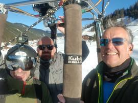 Pilotes New Spirit Balloons - Filzmoos Balloonfestival 2020