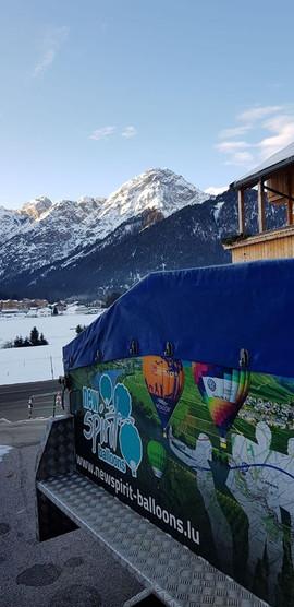 New Spirit Balloons - Dolomiti Balloonfe