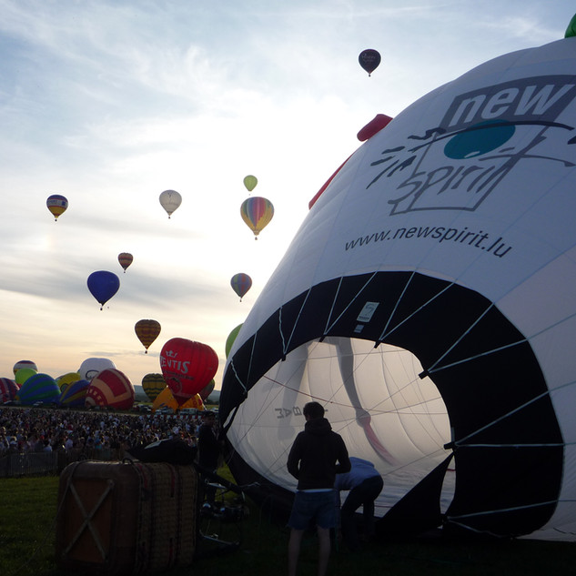 Ballon Amitié New Spirit Balloons