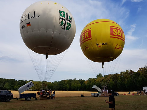 Gaz Balloon