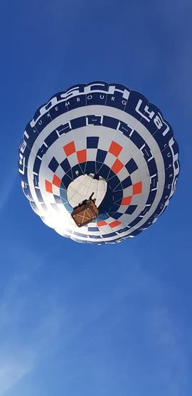 Losch Balloon New Spirit Balloons - Filzmoos Balloonfestival 2020