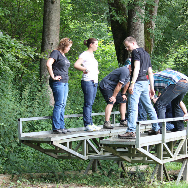 Teambuilding Le Moulin Altwies Luxembourg