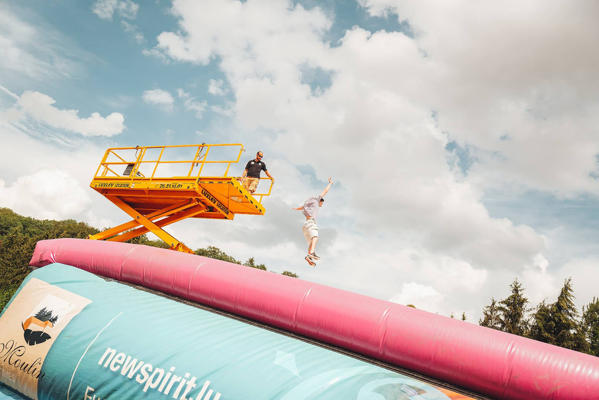 Big airjump
