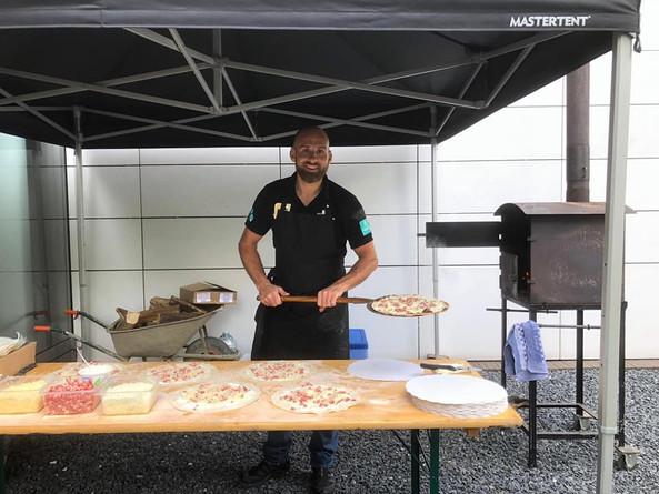 Soirée Burger & Flammenkueches à Luxembourg - Mai 2019