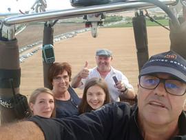 Passengers GEMAB 2019 New Spirit Balloons