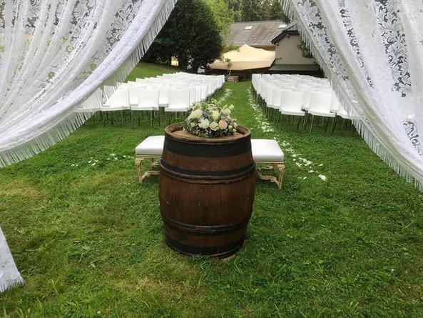 Mariage au Moulin d'Altwies - Juillet 2019