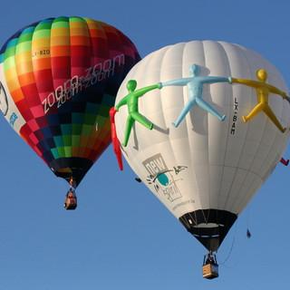 New Spirit Balloons Montgolfières