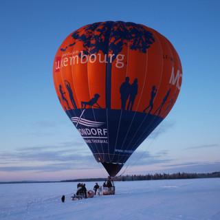 New Spirit Balloons Montgolfière