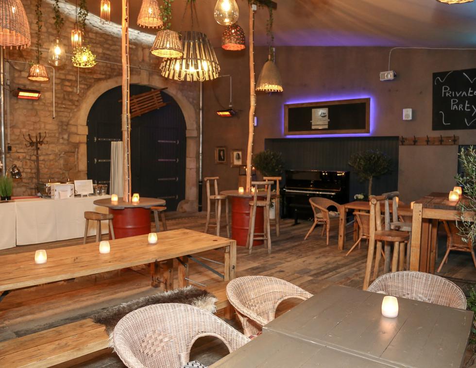 Tentickle Lounge Moulin d'Altwies