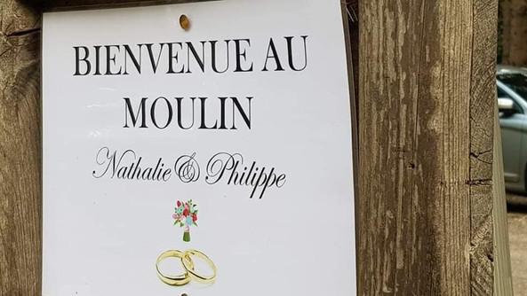 Mariage au Moulin d'Altwies - Avril 2019