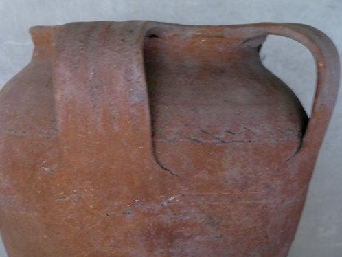Antique Spanish jar
