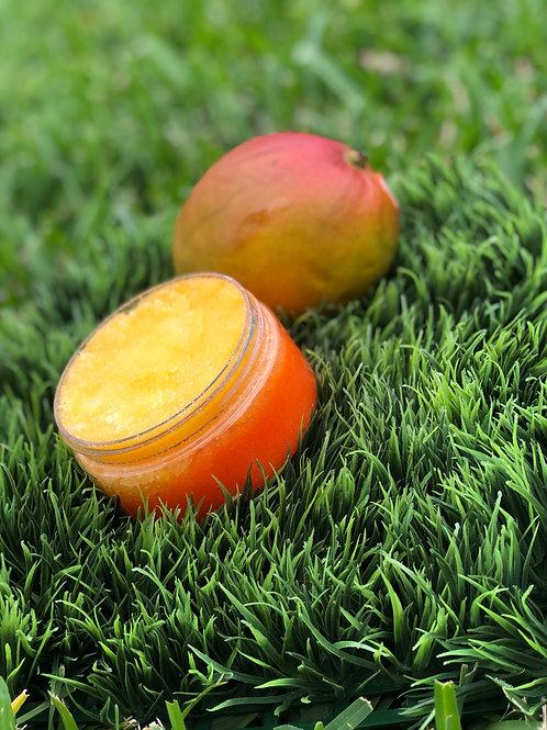 Mango Papaya Scrub