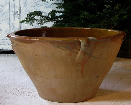Antique Terracotta Big Bowl