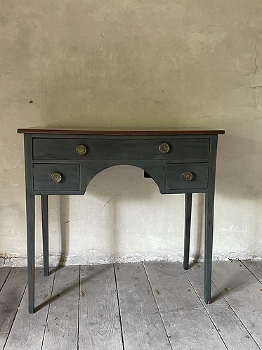 Small antique writing table