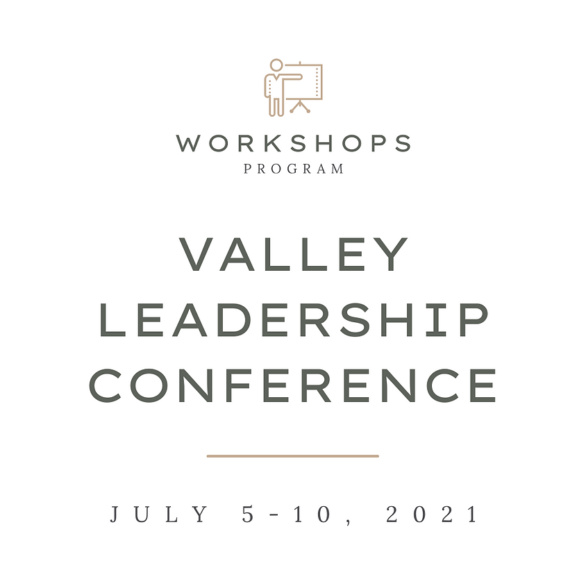 Valley Leadership Conference