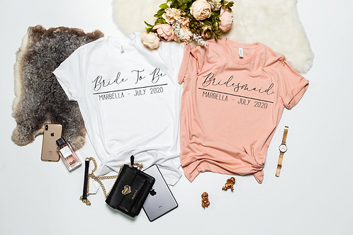 Personalised Hen T-Shirt - Design 1