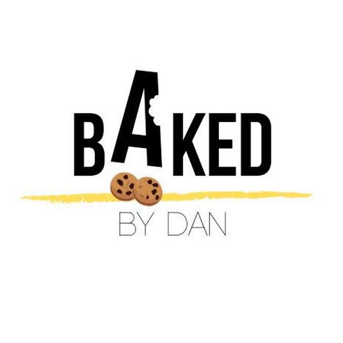 Baked By Dan Cookie Tray