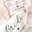 Thumbnail: Sophia Heart Satin Lace Personalised Robe