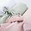 Thumbnail: Childrens Paloma Heart Ruffle Robe