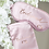 Thumbnail: Swish Monogrammed Satin Eye Mask - All Colours