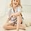 Thumbnail: Childrens Lottie  Satin Piped Pyjama Short Set