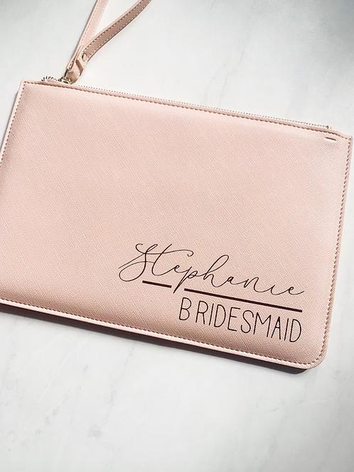 Bridal Party Boutique Clutch Bag