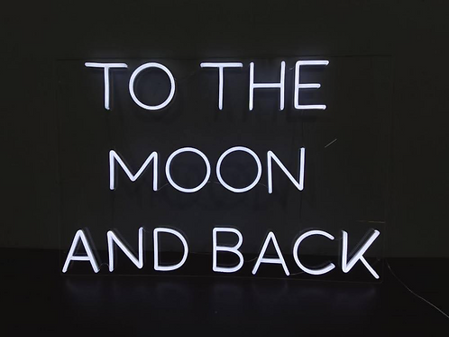 ToThe Moon and Back