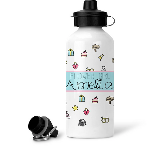Personalised Icon Water Bottle